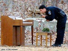 Art.piano.woods