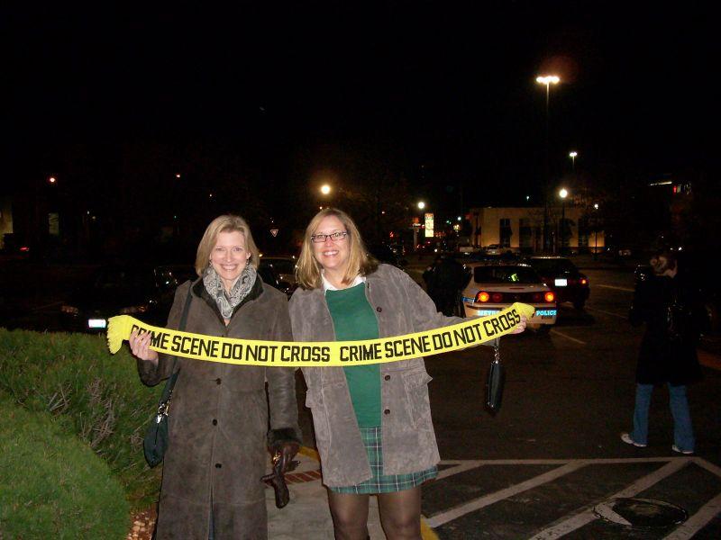 JT & Laura Crime Scene Nashville