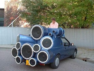 Car-stereo-boom-box